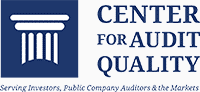 center for audit quality logo