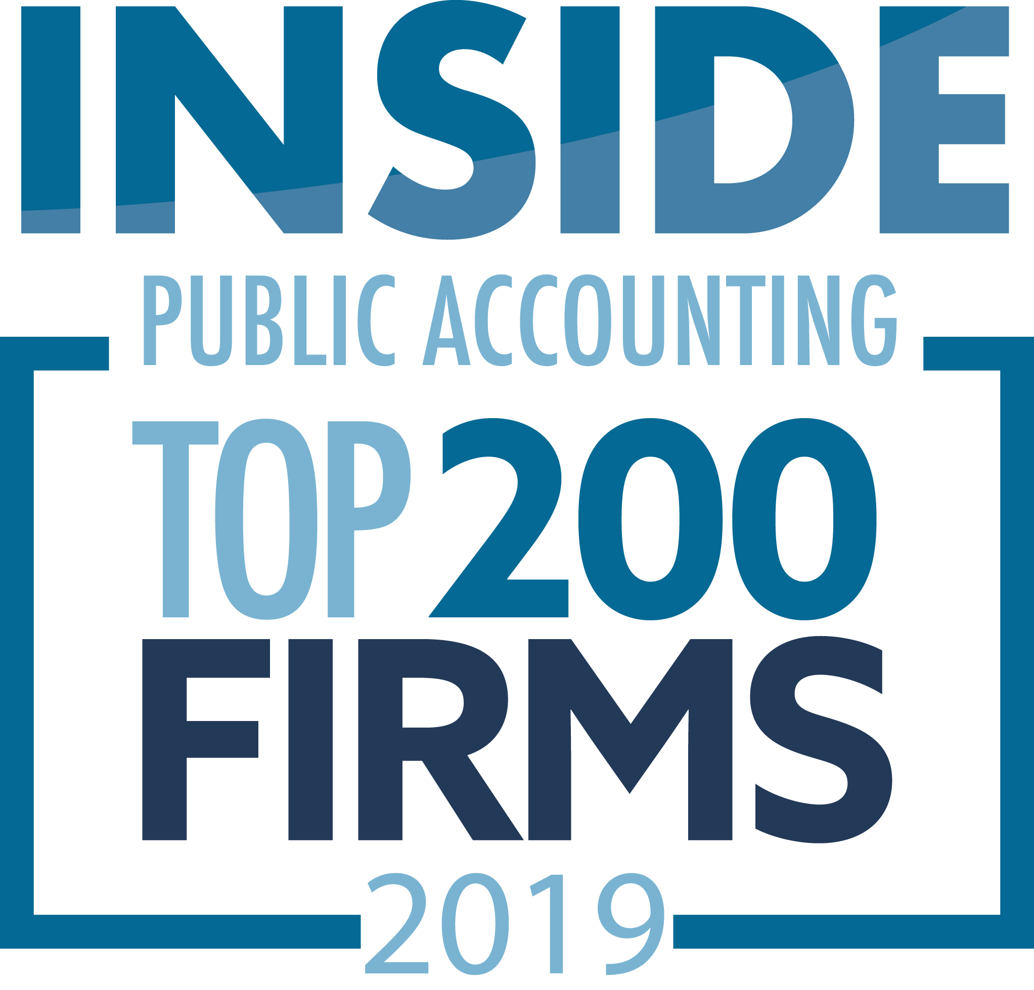 Award-2019 Top 200 Firms - Richey May was ranked #148 in 2019, up from #171 in 2018.