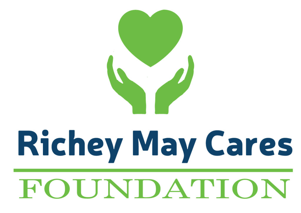 Richey May Cares Foundation Logo