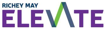 Richey May Elevate Logo
