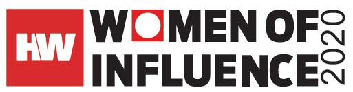Housing Wire Women of Influence Award Logo 2020