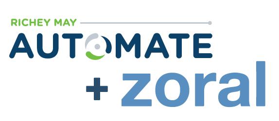 Automate + zoral logo