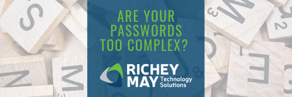 Are your passwords too complex?