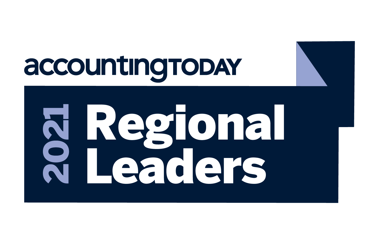 accounting today 2021 regional leaders title