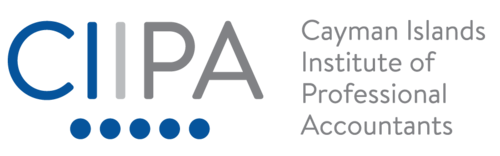 CIIPA Cayman Islands Institute of Professional Accountants logo and title