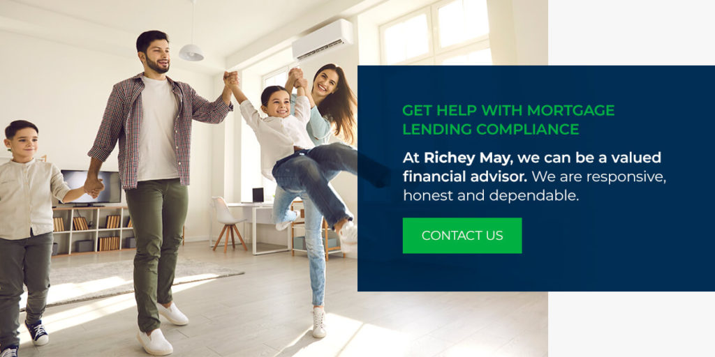 Get Help With Mortgage Lending Compliance