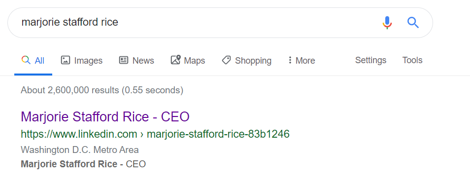 CEO impersonation example